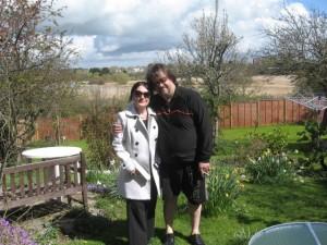 Julie and Eddie